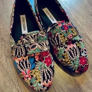 Steve Madden Colorful Loafers